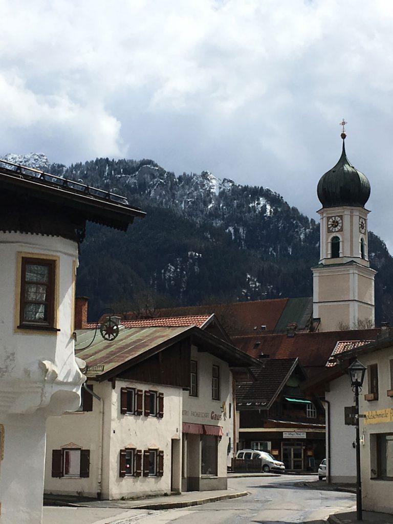 Oberammergau - Passionsspielort