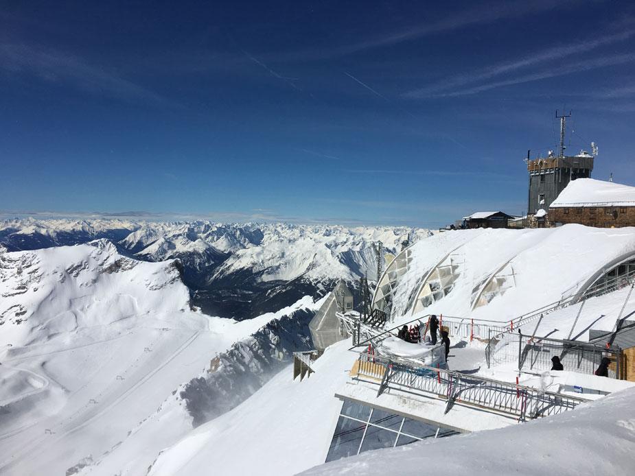 Zugspitze - Bergstation