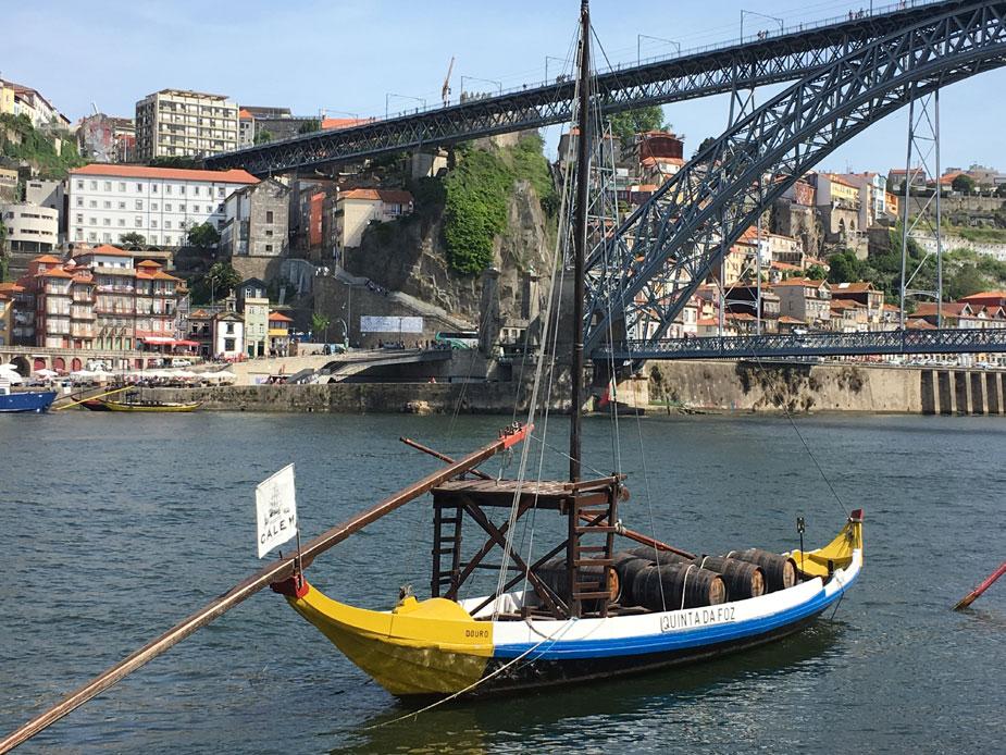 Porto-die Ponte Dom Luis I