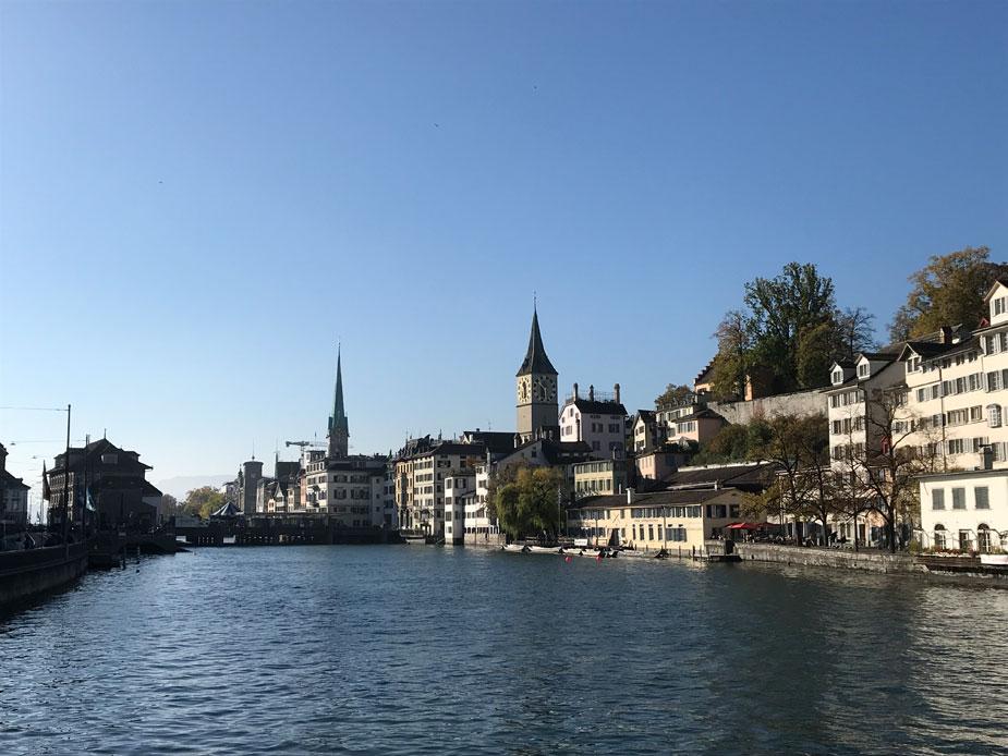 Zürich an der Limmat
