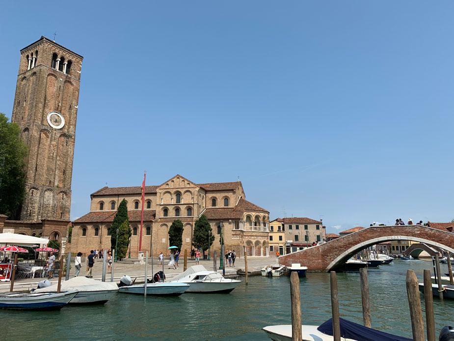 Murano - Stadt der Glaskunst