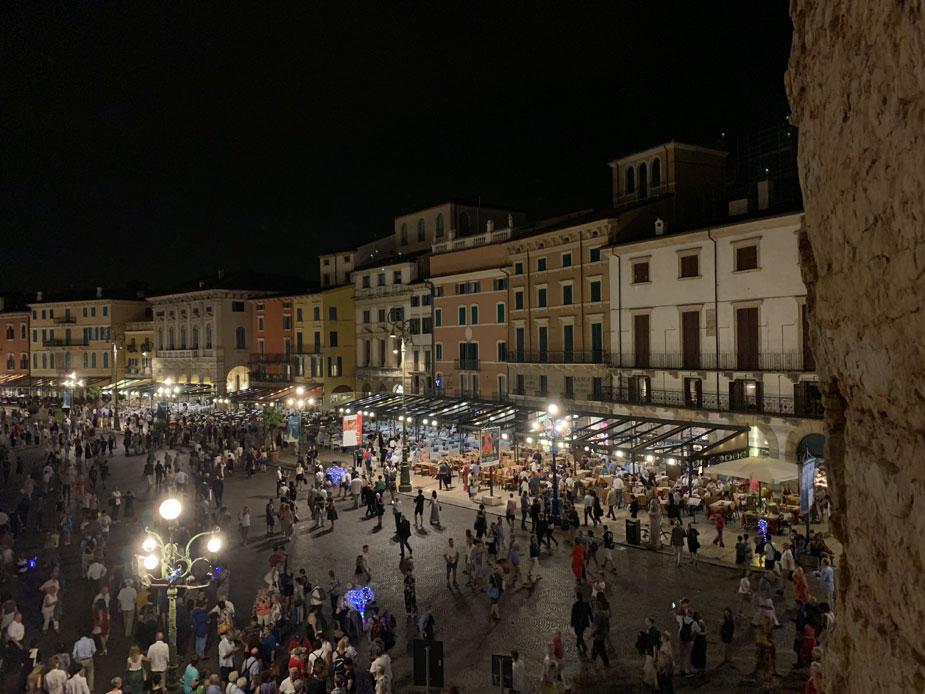 Die Piazza dei Signori