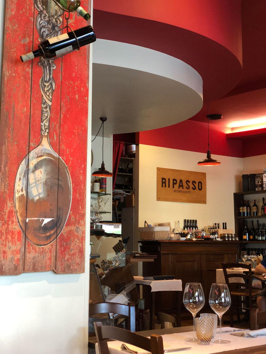 Osteria Ripasso - ein Genuss