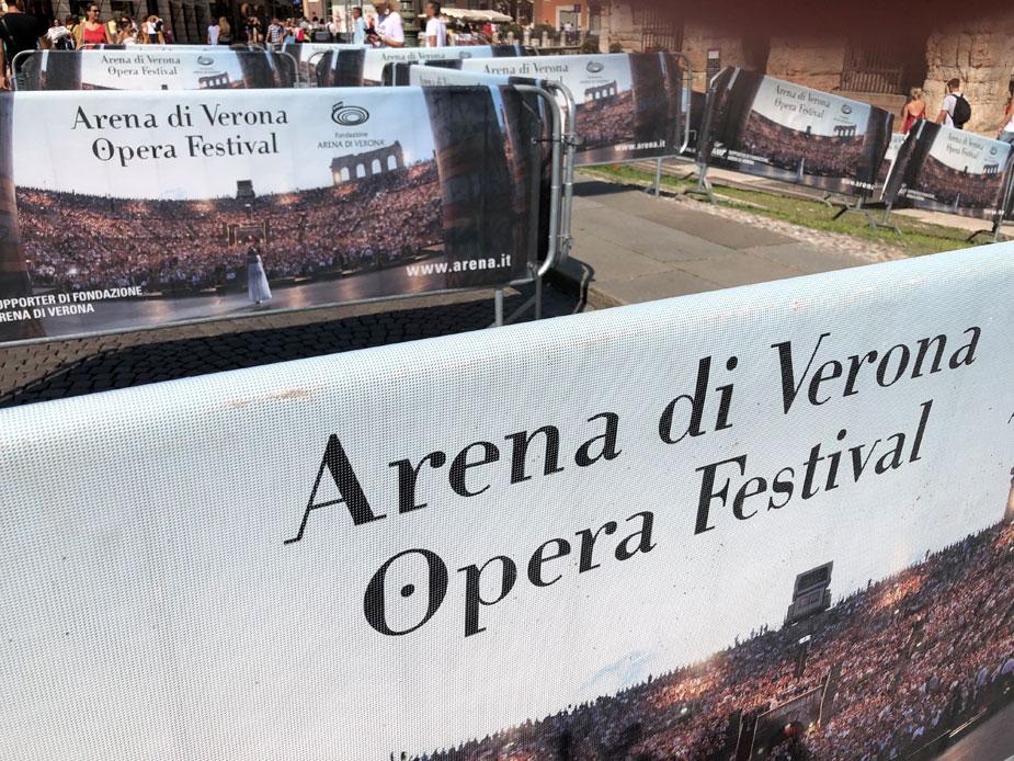Arena di Verona - Opera Festival