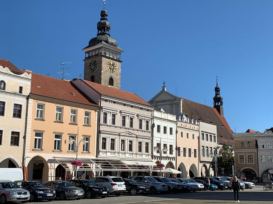 Budweis - Stadt des Bieres