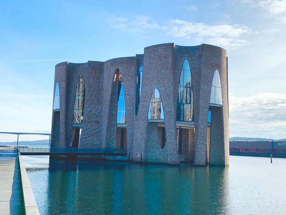 Vejie - Fjordenhus