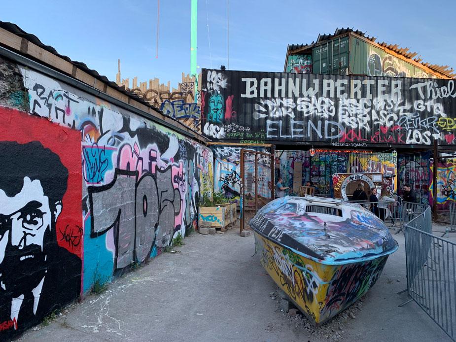 Bahnwärter Thiel - München