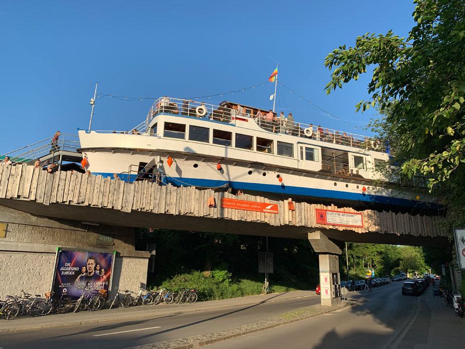 Die alte Utting - München
