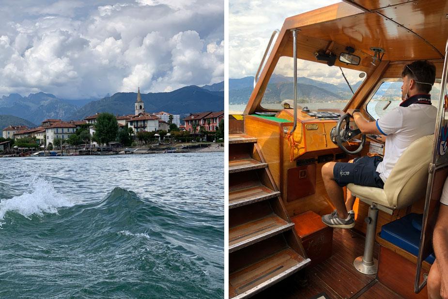 Isola Superiore - Lago Maggiore