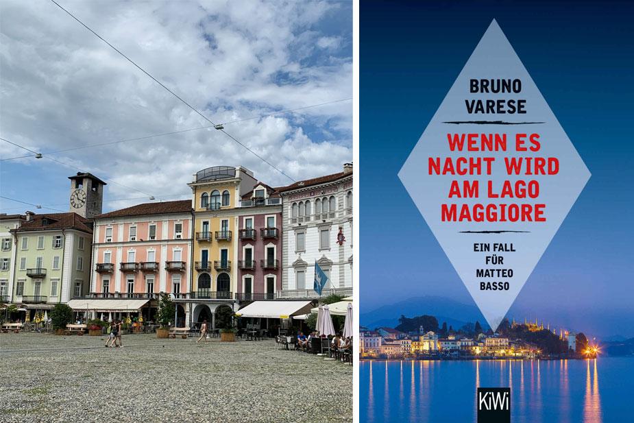 Bruno Varese - Wenn es Nacht wird am Lago Maggiore